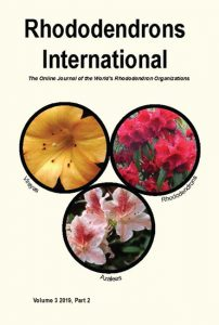 Rhododendrons International-cover